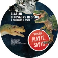 CLARIAN | DINOSAURS IN SPACE