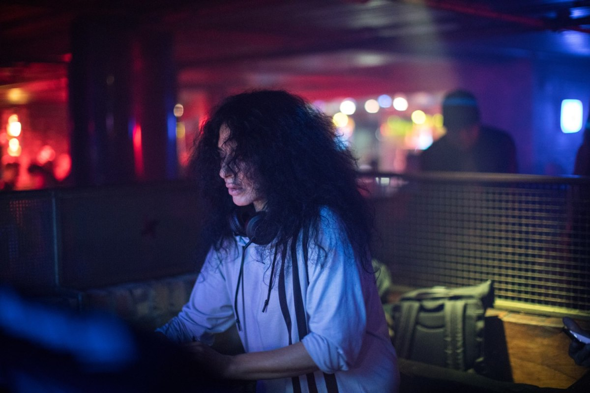 REVIEW   NICOLE MOUDABER @ FABRIC LONDON