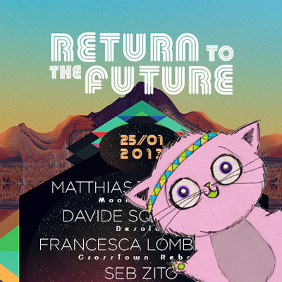 return to the future