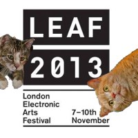 PREVIEW | LONDON ELECTRONIC ARTS FESTIVAL (LEAF) | 7-10 NOVEMBER