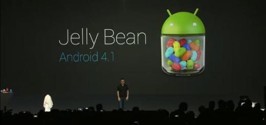 android 4.1 jell bean