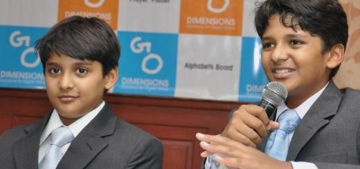 Mr Shravan Kumaran and Mr Sanjay Kumaran