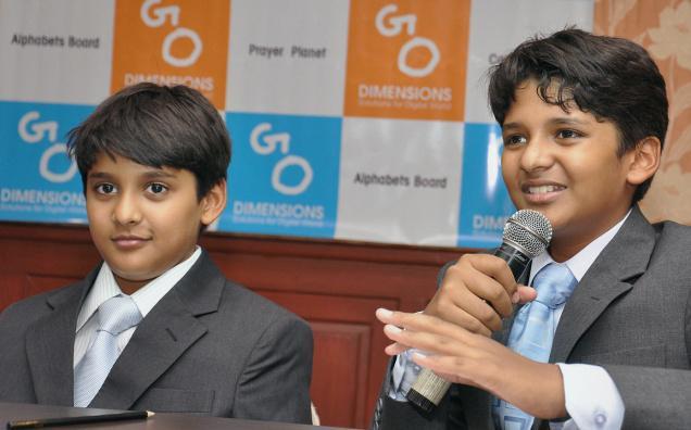 Mr Shravan Kumaran and Mr Sanjay Kumaran