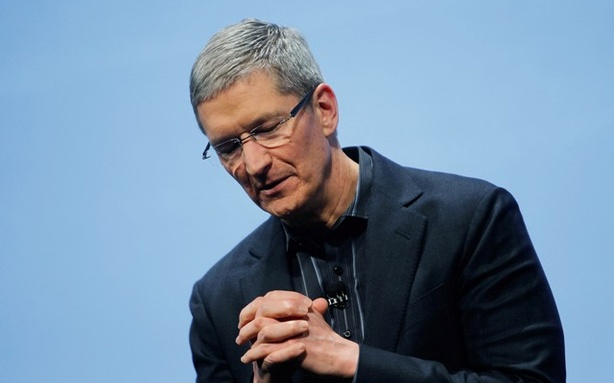 Tim Cook Apology