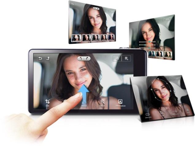 Samsung Galaxy Camera - Photo