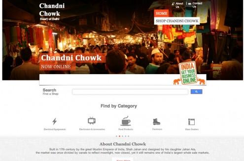 Chandni Chowk online