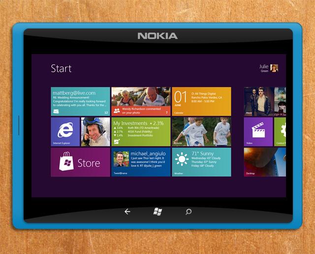 Nokia Tablet Fake