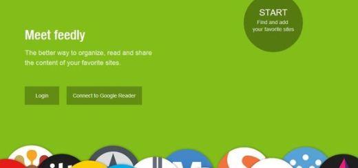 Feedly Google Reader