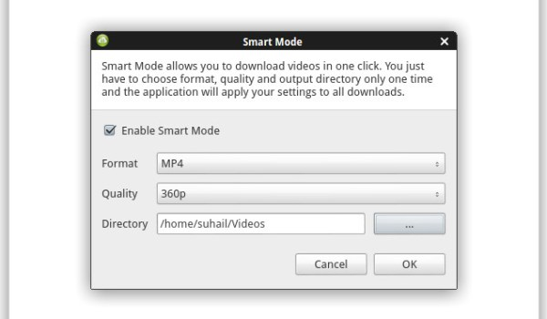 4k smart mode