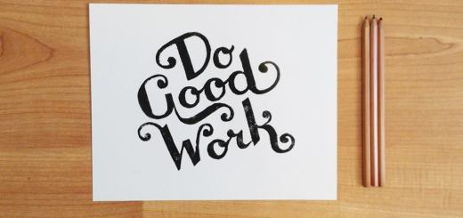 do good work, design, wallpaper, thedsgnblog
