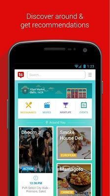 timescity app