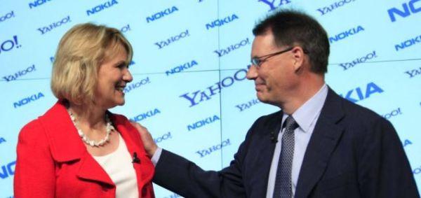 Nokia & Yahoo! CEO's