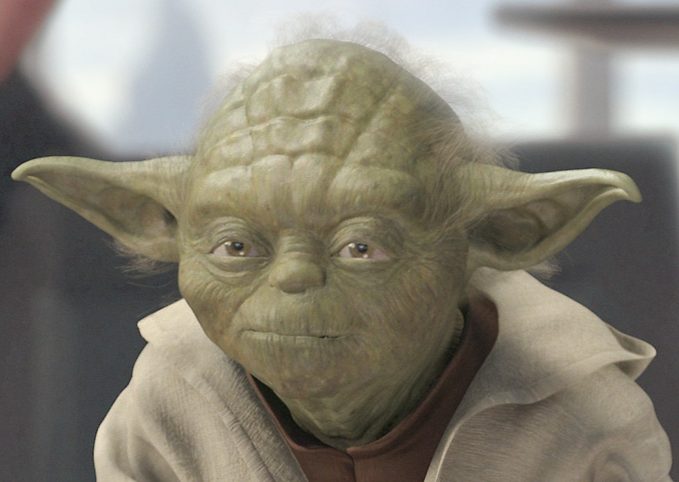 Developing your inner Yoda, er - scholar
