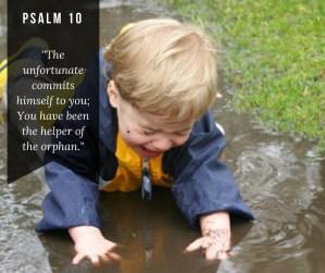 Psalm 10