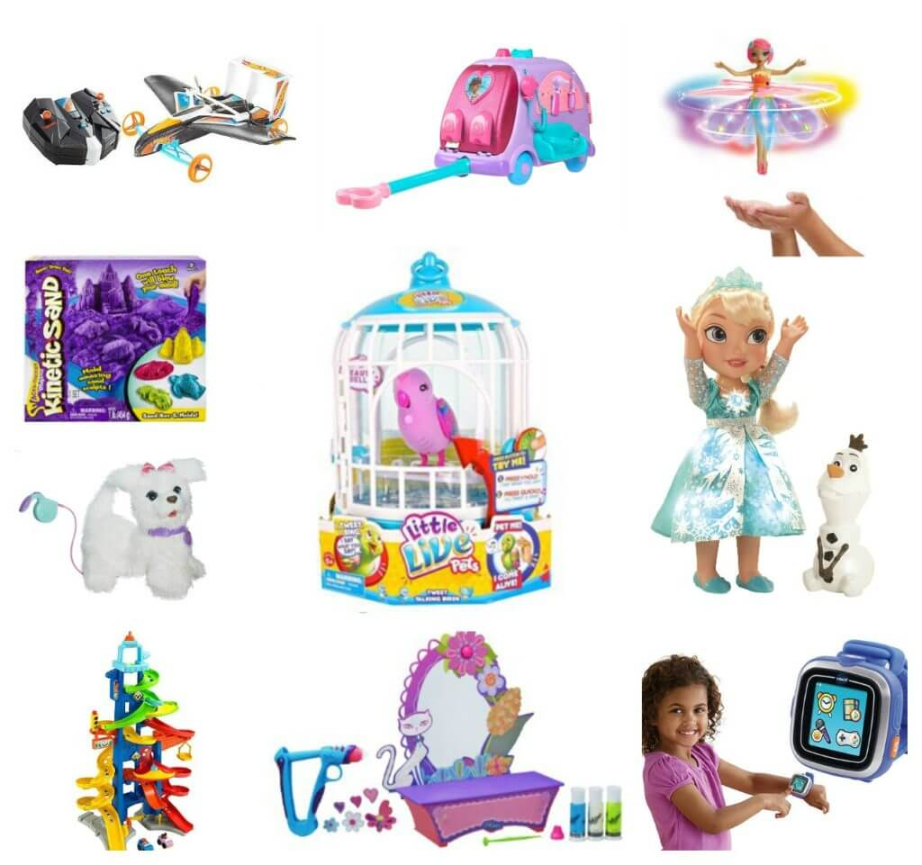 Come Visit Holiday Toyland at Walmart - 2014 Hot Toy Trends | The TipToe Fairy #ChosenByKids #hottoys2014 #holidaytoyshopping