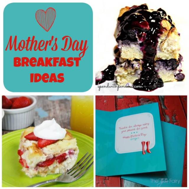 Mother's Day Breakfast Ideas + Awesome Mother's Day Cards | The TipToe Fairy #lovehallmark #putyourhearttopaper