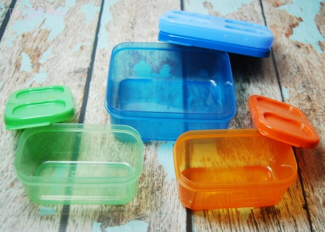 5 Easy School Lunch Packing Tips #ad #BetterInASnap @rubbermaid | The TipToe Fairy