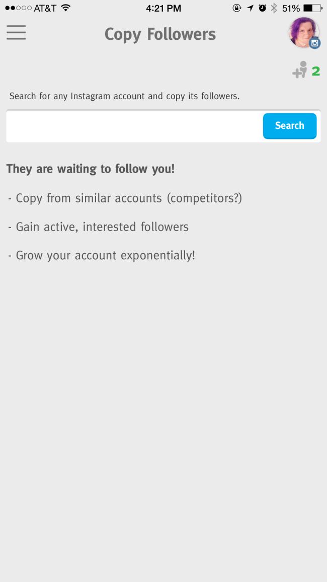 Grow Your Instagram Followers Organically!   The TipToe Fairy