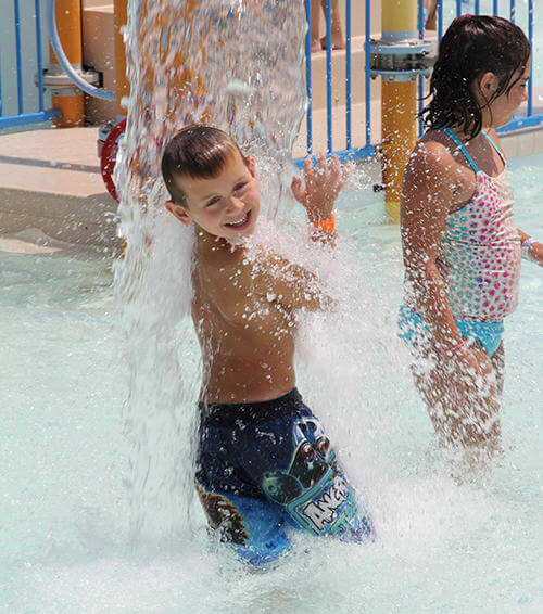Come visit Water Works in Denton! Don't forget to grab your $2 off coupon! #ad@usfg @dentonparks   The TipToe Fairy