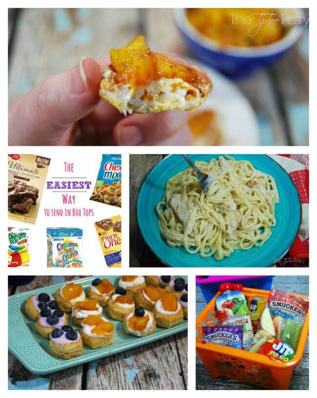 Come on over to the Pretty Pintastic Party and link up your latest projects! #linkup #linkparty | The TipToe Fairy