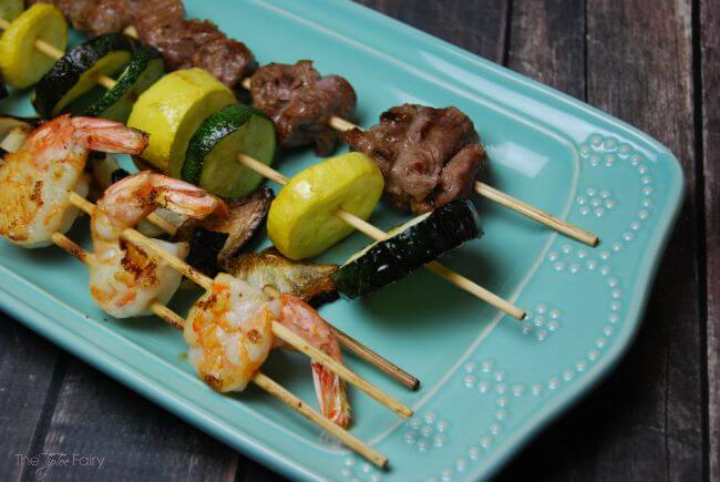 Creamy Lemon Butter Sauce and tips for great kabobs   The TipToe Fairy