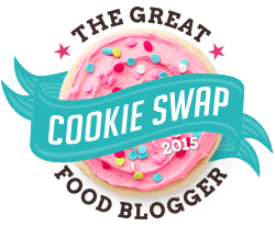 Come be apart of The Great Food Blogger Cookie Swap! #fbcookieswap