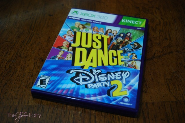 #JustDanceDisneyParty2 is the PERFECT game this holiday season! Your #kids are gonna love it! #CG #AD