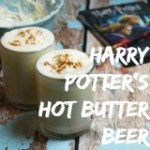 Harry Potter Hot Butter Beer Drink