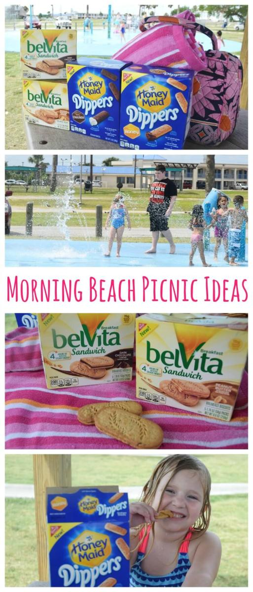 Morning Beach Picnic Ideas