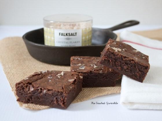 smoked brownies cut TS
