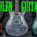 Stolen Guitar Alert - Kiesel Guitars
