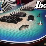 Ibanez S-Series IRON LABEL SIX