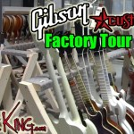 GIBSON FACTORY TOUR - Vid 4 - Custom Shop - Summer NAMM 2016