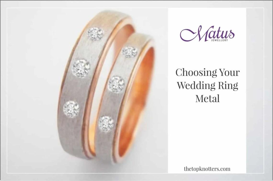 Choosing your wedding ring