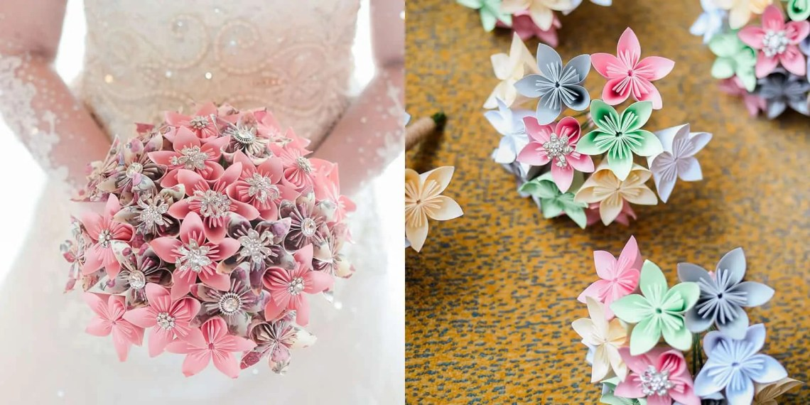 bridal bouquet alternative