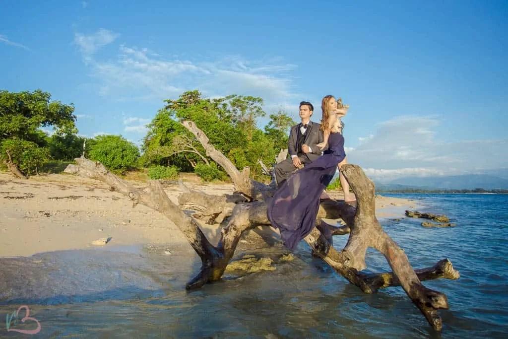 Potipot Island Prenup