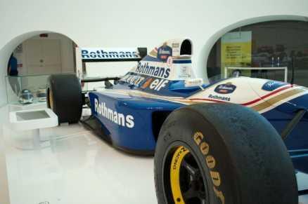 Williams FW14D Grand Prix