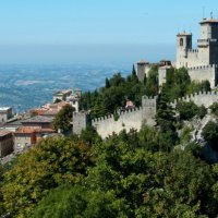 San Marino - Micro-State Massive Views