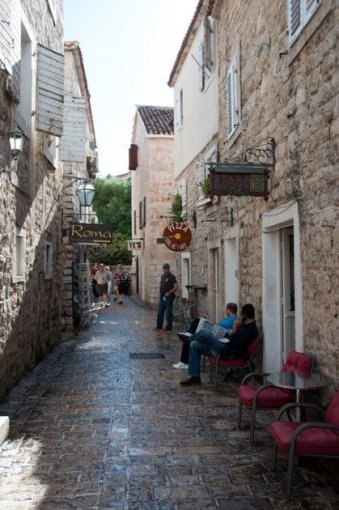 Budva Street