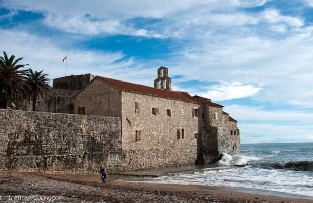 Budva Fortifications