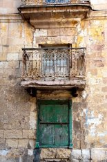Old Valletta Balcony