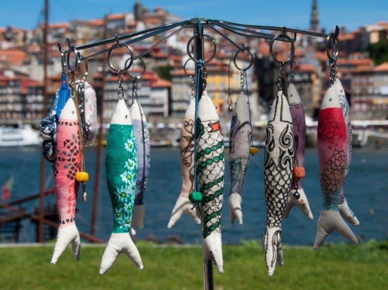 fabric sardines porto