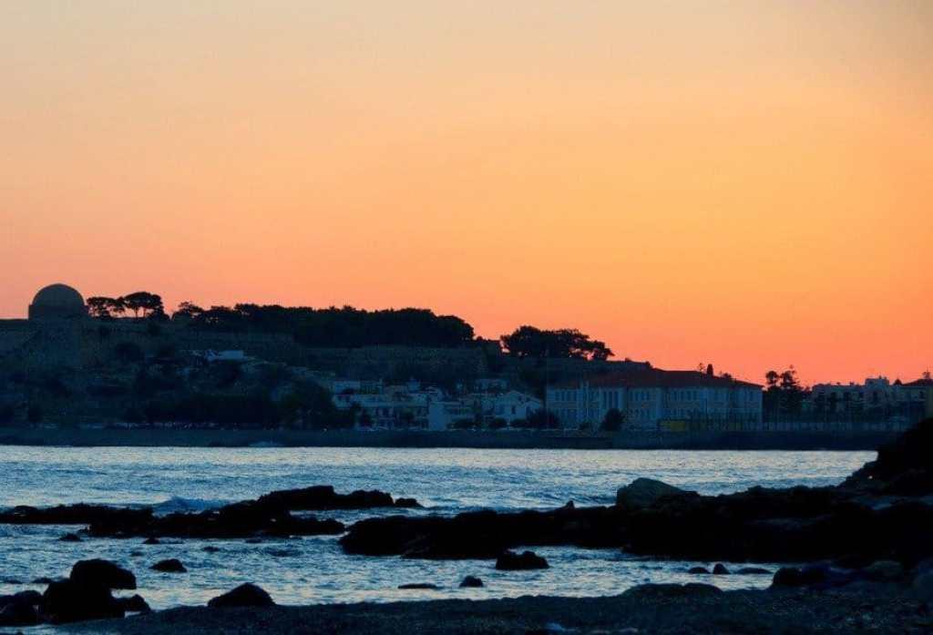 Rethymno Sunrise