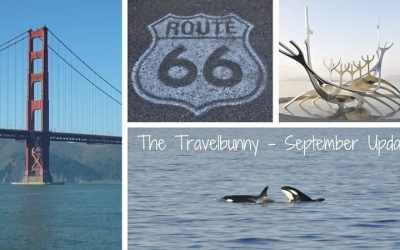 The Travelbunny September Update