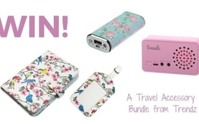 Trendz Travel Accessory Giveaway