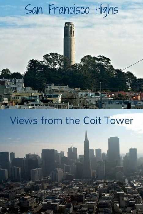 Discover the views from San Francisco's quirky Coit Tower on Telegraph Hill