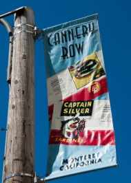 Cannery Row Sign, Monterey