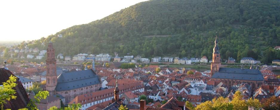 Heidelberg, Germany - The Traveling Storygirl