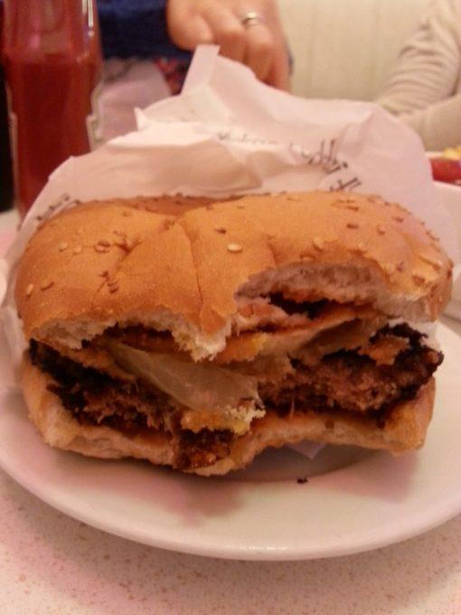 The Smokestack Burger