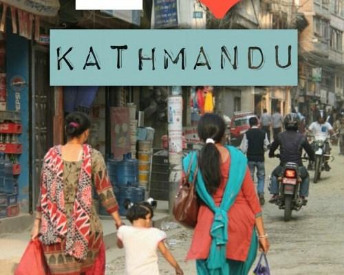 kathmandu, i love you!